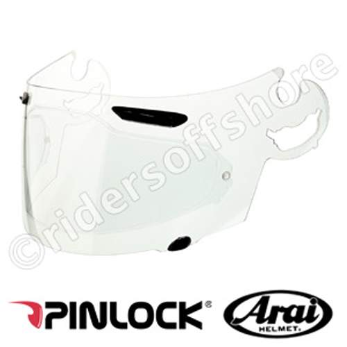 Arai L-Type Pinlock anti-fog Insert Clear (For normal use)