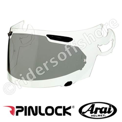 Arai L-Type Pinlock anti-fog Insert Dark Tint (For intense sunsh