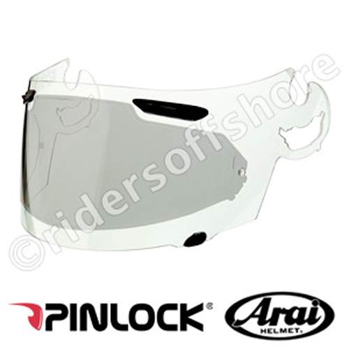 Arai L-Type Anti-fog Insert Light Smoke (For moderate sunshine)