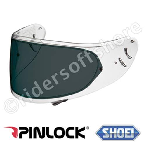 Shoei CW-1 Pinlock Insert Dark Tint (For intense sunshine)