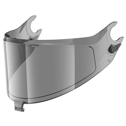 Shark Spartan GT Light Smoke Visor Pinlock ready