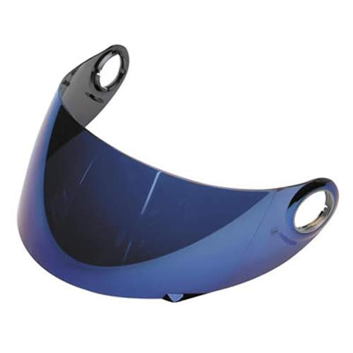 Shark S500, RSF3 Blue iridium Visor