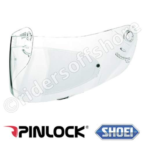 Shoei Pinlock Insert Clear (For normal use)