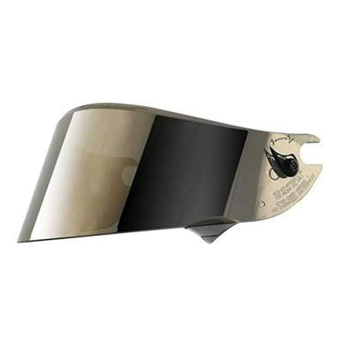Shark Speed-R Gold visor