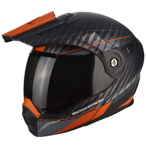 Scorpion ADX-1 Dual Black/Orange