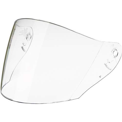 Shoei CJ-2 Clear Visor Pinlock Ready