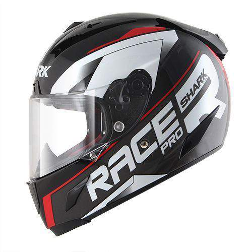 Shark Race-R Pro Sauer Black/Anthracite/Red