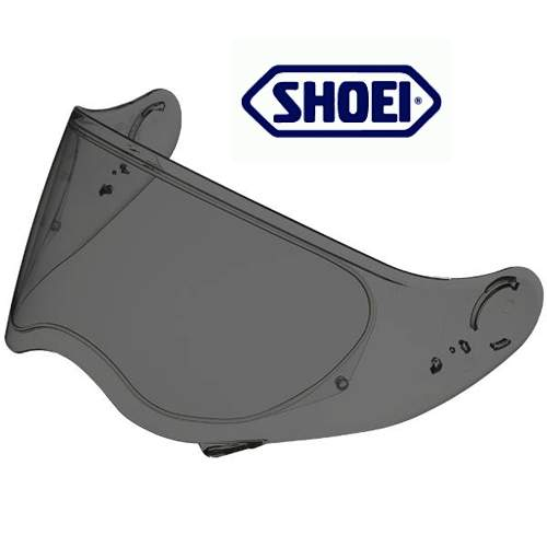Shoei CNS-2 ADV Hornet Dark Smoke Pinlock ready