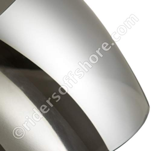 Shark S500, RSF3 Silver/Chrome Iridium Visor